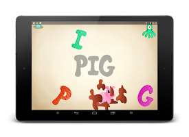 Happy Alphabet: learn English letters for your kid