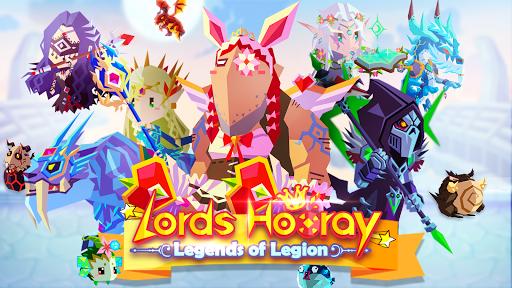 Lords Hooray: Legends of Legion apktram screenshots 9