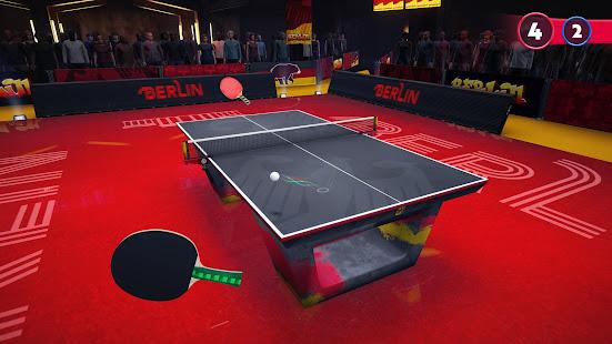 Ping Pong Fury