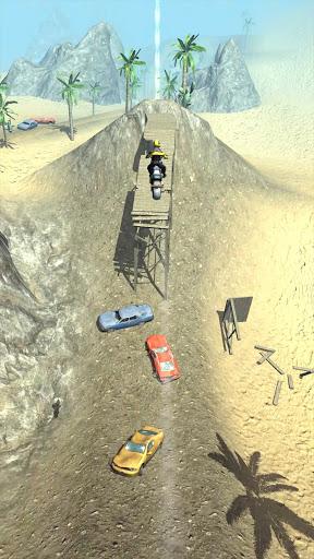 Slingshot Stunt Biker screenshots 6