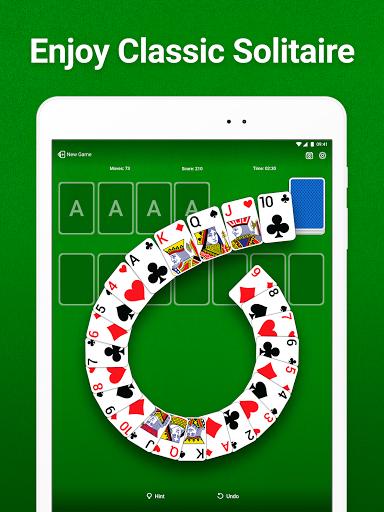 Solitaire u2013 Classic Klondike Card Game  screenshots 9