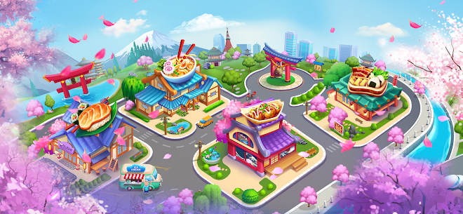 Free Cooking Kawaii – cooking game madness fever Apk Download 2021 1