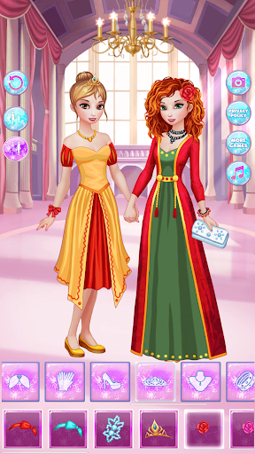 Icy Dress Up - Girls Games 1.0.3 screenshots 2