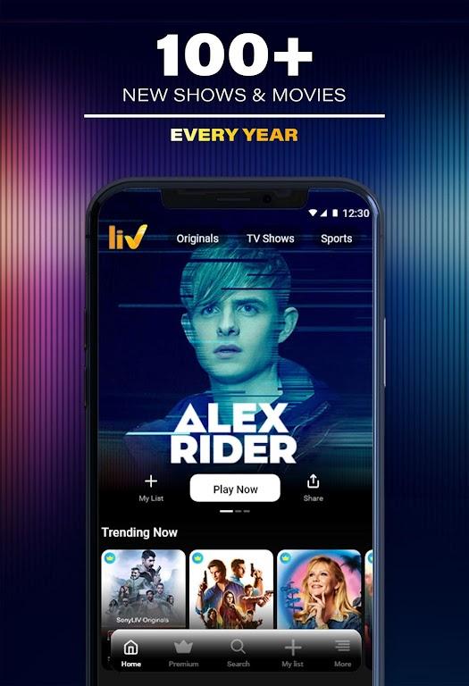 SonyLIV: Originals, Hollywood, LIVE Sport, TV Show  poster 2