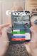screenshot of e-Kiosk