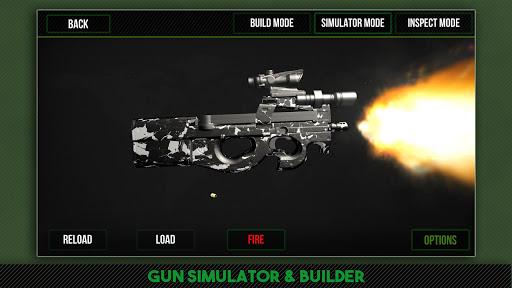 Custom Gun Simulator 3D apklade screenshots 2
