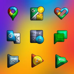 Painting 3D – Icon Pack APK [PAID] Download Latest Version 5