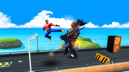 City Street Fighting Game: Karate Masters apkmr screenshots 3