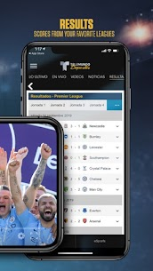 HesGoal – Live Soccer. Live Football Streaming Tv Apk Download New 2021 3