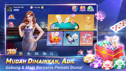 Mvp Domino Qiuqiu Kiukiu 99 Poker Slot Online Download Apk Free For Android Apktume Com