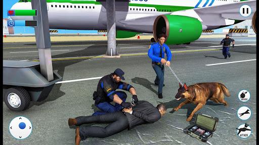 US Police Dog 2020: Airport Crime Shooting Game  screenshots 6