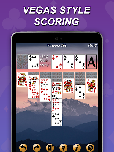 Solitaire MegaPack Varies with device screenshots 13