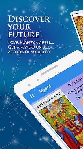 Tarot of Love, Money & Career - Free Cards Reading android2mod screenshots 5