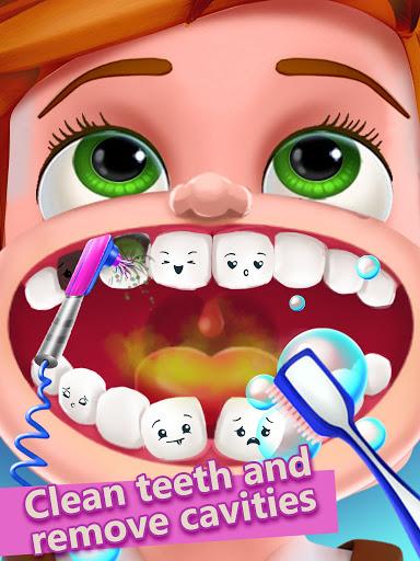 Dentist Inc : Dental Care Doctor Games 1.2.2 screenshots 14