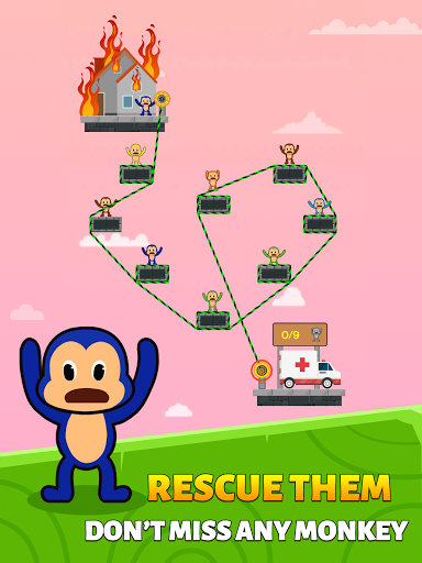 Monkey Rescue Puzzle 1.0.2 screenshots 16