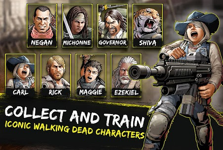 The Walking Dead Road to Survival Unlimited Coins Apk 8