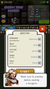 Russian Dungeon: Learn Russian Word 2
