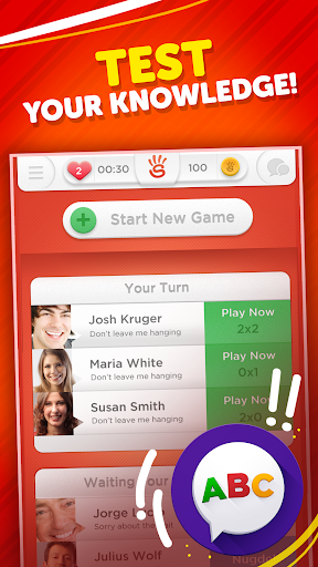 Stop - Categories Word Game  screenshots 2