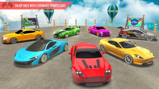 Crazy Car Stunts 3D : Mega Ramps Stunt Car Games 1.0.3 Screenshots 7