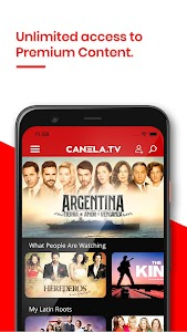 Canela.TV - Free Series and Movies in Spanish 14.310