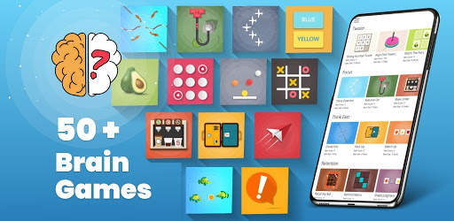 Brain Games For Adults - Brain Training Games  screenshots 15