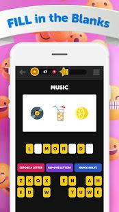 Guess The Emoji - Trivia and Guessing Game! screenshots 2