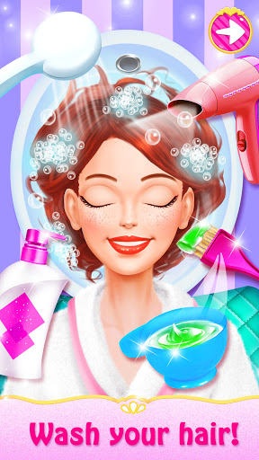 Spa Day Makeup Artist: Salon Games 1.3 screenshots 21