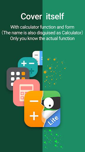 App Hider Lite  screenshots 1