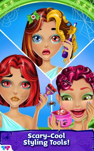 Monster Hair Salon  screenshots 8