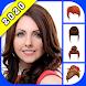 女性のためのステップバイステップのヘアスタイル - Androidアプリ