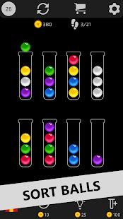 Ball Sort Master - Color Sorting 1.0.12 screenshots 1