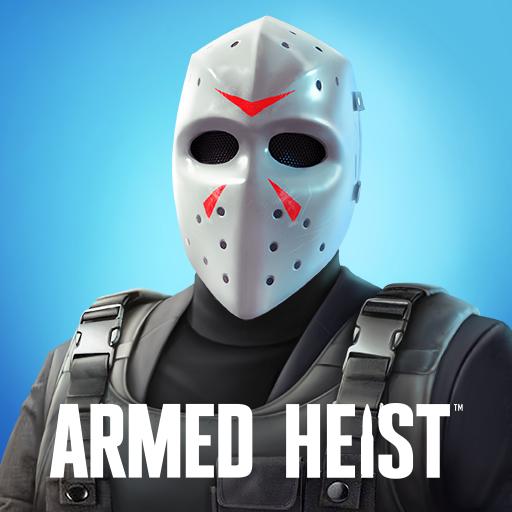 Armed Heist: Shooting games