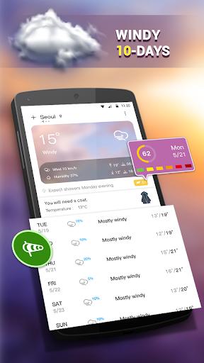 Weather Forecast - Live Weather Radar app 1.2.9 Screenshots 7