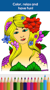 Color by number coloring pixel art iColor