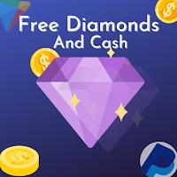 Win Free Diamonds Free Diamonds Fire💎Gift Cards
