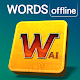 Word Games AI (Free offline games) cover