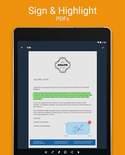 Scan Hero: Document to PDF Scanner App 1.47.0 Screenshots 5