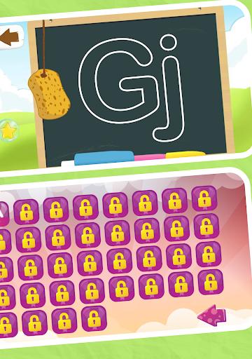 Shkruaj Shkronjat e Alfabetit Shqip 1.1.3 screenshots 9
