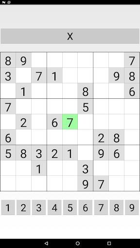Sudoku-7  screenshots 3