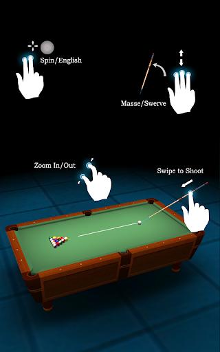 Pool Break Pro 3D Billiards Snooker Carrom  screenshots 7