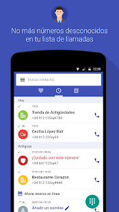 Clever Dialer - spam caller ID Screenshot