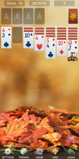 Solitaire Card Games Free 1.0 screenshots 6