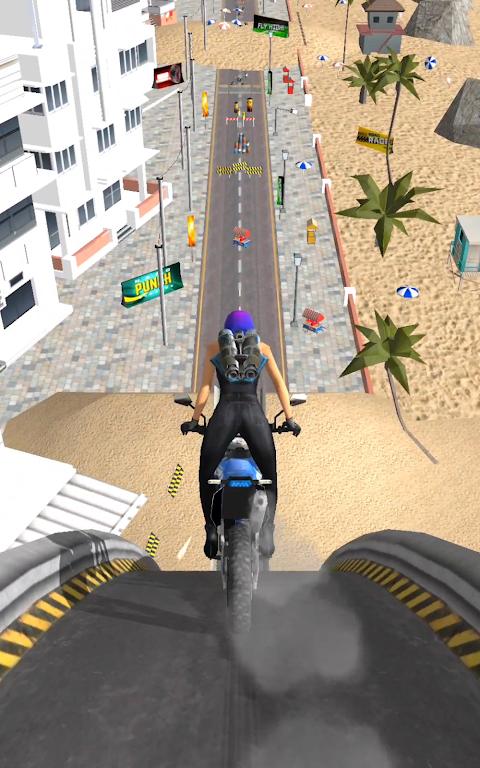 Bike Jump poster 8