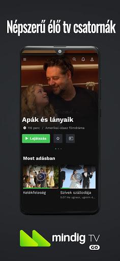 mindigTV GO  screenshots 1