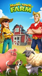 Happy Town Farm Games – Farming  City Building Apk 5