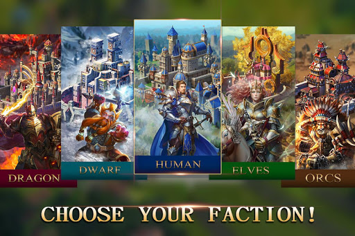 Kingdoms Mobile - Total Clash  screenshots 1