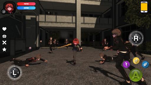 Dead School - Anime Zombie Survival Horror RPG 5.4 screenshots 3