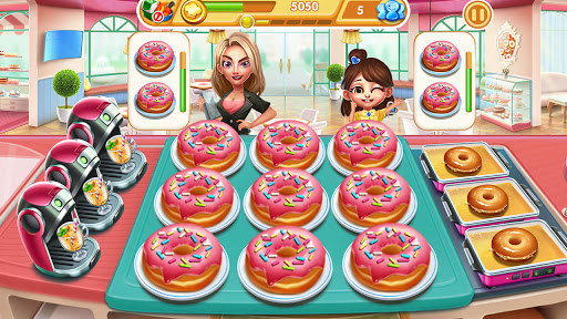 Cooking City: chef, restaurant & cooking games  screenshots 3