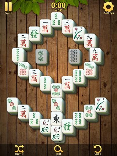 Mahjong Solitaire Classic : Tile Match Puzzle 2.1.16 screenshots 12