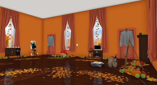 Escape Game: Autumn modiapk screenshots 1